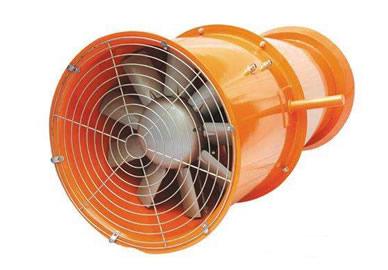 风机叶轮的工作原理