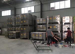 电子厂废气净化