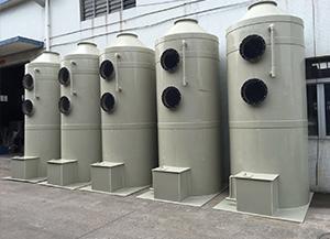 家具厂喷漆废气处理项目